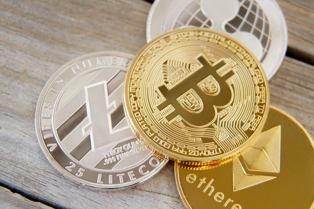 top 8 cryptocurrency